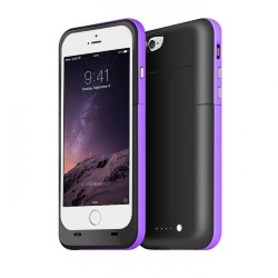 Juice Pack 3800mAh для iPhone 6, 6s (фиолетовый)