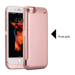 Power case для iPhone 6/6s - 7000mAh  pink (6GA2)