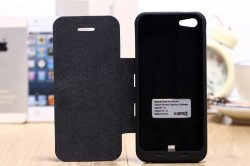 Power case 3000mAh - для iPhone 5/5S (ФЛИП)