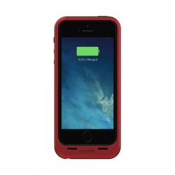 mophie juice pack AiR (Красный) для  iPhone 5/5S/SE - 1700mAh