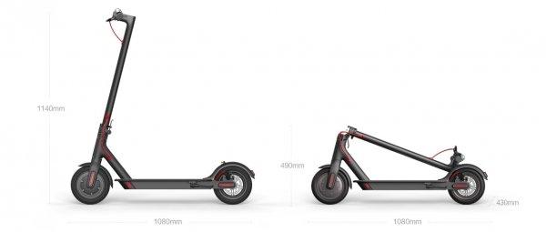 Замена батареи xiaomi mijia electric scooter солнечный козырек для пульта мавик айр недорого