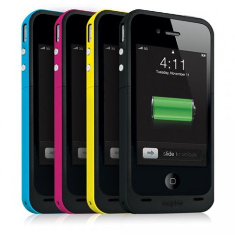 Mophie Juice Pack Plus - iPhone 4/4s