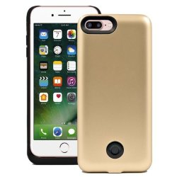 Чехол для iPhone 7/8 PLUS - BackUp Power 9000mAh  (gold)
