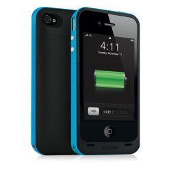 Mophie Juice Pack plus (СИНИЙ) iPhone 4/4S
