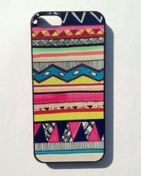 "Накладка для iPhone 5/5s  ""Mexico 2"""