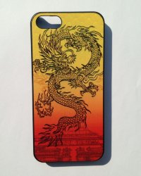 "Накладка для iPhone 5/5s ""Dragon"""