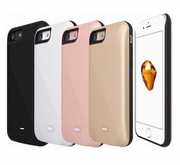 Чехол аккумулятор Battery case для iPhone 8 - 5200mAh (с магнитом)
