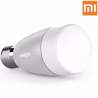 Лампочка  Xiaomi Yeelight LED Smart Bulb Wi-Fi (белый свет)