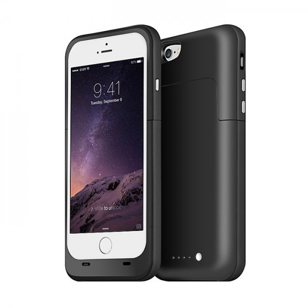 Juice Pack 3800mAh для iPhone 6, 6s (черный)