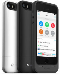 Mophie Space Pack для iPhone 5/5S с  памятью 16/32 gb