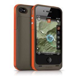 "Mophie Juice Pack Plus ""Outdoor Edition"" - iPhone 4/4s"