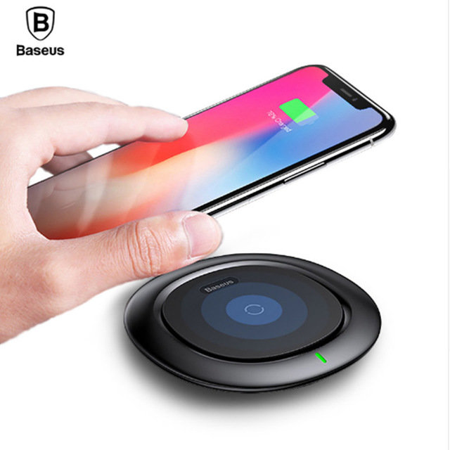 Зарядка Baseus UFO Desktop Wireless Charger WXFD-01