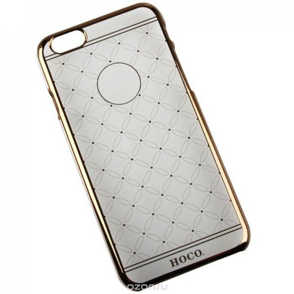Чехол накладка для iPhone 6s/6  - HOCO defender series flower
